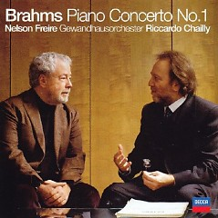 Decca Sound CD 18 - Brahms Piano Concerto No 1 & Schumann Carnaval CD 1 - Riccardo Chailly,Nelson Freire