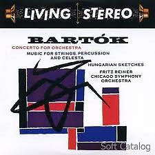 Living Stereo 60CD Collection - CD 5: Bartók Concerto for Orchestra;Music For Strings, Percussion