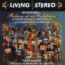 Living Stereo 60CD Collection - CD 9: Mussorgsky Pictures At An Exhibition CD 1