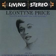Living Stereo 60CD Collection - CD 10: Leontyne Price Arias