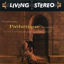 Living Stereo 60CD Collection - CD 12: Tchaikovsky Symphony No. 6 Pathétique
