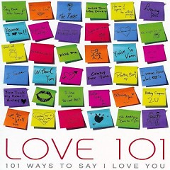 101 Ways To Say I Love You (CD5)