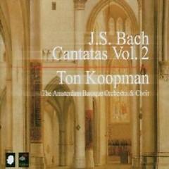 Bach - Complete Cantatas, Vol. 2 CD 2 No. 2