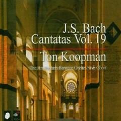 Bach - Complete Cantatas, Vol. 19 CD 1 No. 1
