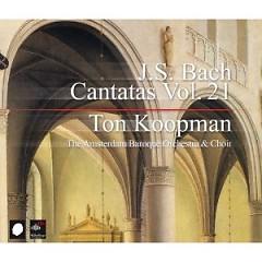 Bach - Complete Cantatas, Vol. 21 CD 1