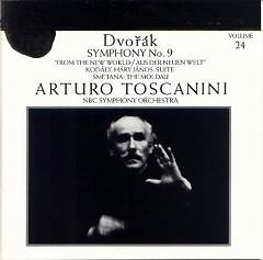 Dvorak Symphonie No. 9, Kodaly Hary Janos Suite, Smetana Die Moldau