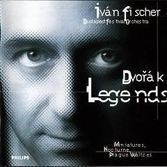 Dvorak - Legends, Prague Waltzes, Miniatres & Notturno