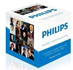 Philips Original Jackets Collection - CD 13 - Davis, Pauk, Imai, Kirschbaum, Tippett Triple Concert