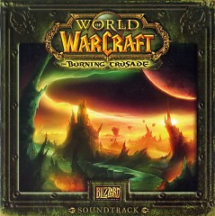 World Of Warcraft - The Burning Crusade CD 2