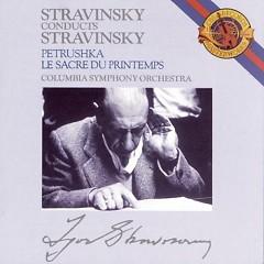 Stravinsky Conduct Stravinsky CD 2