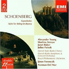 Gurrelieder, Suite For String Orchestra CD 1