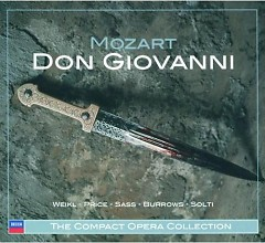 Mozart - Don Giaovanni CD 3