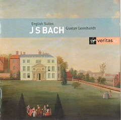 J.S. Bach - English Suites - Gustav Leonhardt CD 1