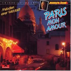 Ein Sound Geht Um Die Welt CD 8 - Paris,Mon Amour - Melodien Einer Weltstat