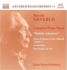 Harald Sæverud Complete Piano Works CD 2 No. 1