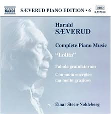 Harald Sæverud Complete Piano Works CD 6 No. 1 - Einar Steen-Nokleberg