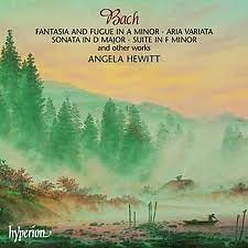 Fantasia And Fugue In A Minor Aria Variata CD 3