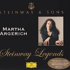 Steinway Legends Vol 5 - Martha Argerich II