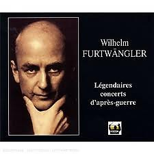Furtwängler - Légendaires Concerts d'après-guerre CD 1