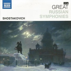 Naxos 25th Anniversary The Great Classics Box #6 - CD 6 Shostakovich