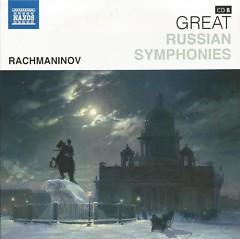 Naxos 25th Anniversary The Great Classics Box #6 - CD 8 Rachmaninov