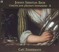 Bach - Concerts Avec Plusieurs Instruments, Vol 2
