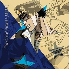 JoJo no Kimyou na Bouken Stardust Crusaders Original Soundtrack [World] - Yugo Kanno