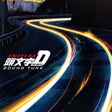 Initial D The Movie Sound Tune (CD1)