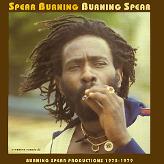 Spear Burning CD1 - Burning Spear