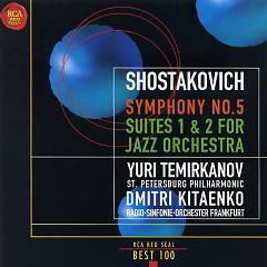Shostakovich Symph 5 - Yuri Temirkanov