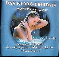 Das Klang -Erlebnis Wellness Pur CD2