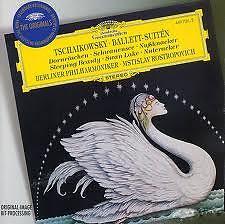 Tchaikovsky 3 Ballet - Suites CD1