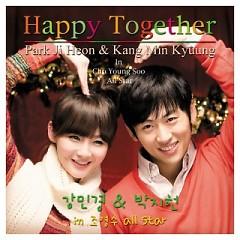 Happy Together - Park Ji Heon,Kang Min Kyung (Davichi)