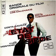 Etat De Siege OST - Los Calchakis