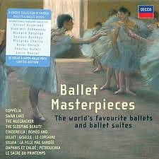 Ballet Masterpieces CD24