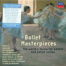 Ballet Masterpieces CD34