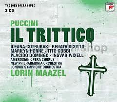 Puccini: Il Trittico CD1: Il Tabarro