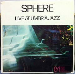 Pumpkins Delight (Live At Umbria Jazz) - Sphere - Jazz