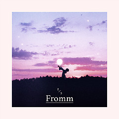 Come To The Back Side Of The Moon (Single) - Fromm