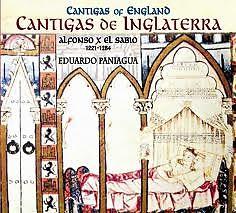 Cantigas De Inglaterra - Eduardo Paniagua