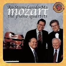 Mozart The Piano Quartets