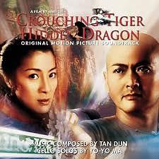 Crouching Tiger Hidden Dragon Original Motion Picture Soundtrack CD1