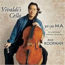 Vivaldi's Cello CD1