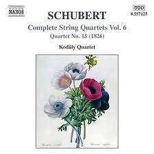 Schubert Complete String Quartets Vol.6