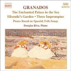 The Piano Music Of Granados Vol 6