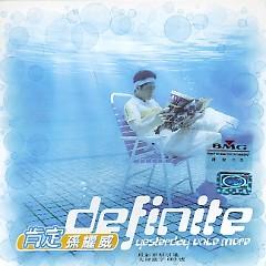 肯定/ Khẳng Định (CD2) - Tôn Diệu Uy