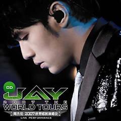 Album 世界巡回演唱会/ Tour Diễn Vòng Quanh Thế Giới (CD1) - Châu Kiệt Luân