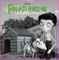 Frankenweenie OST - Pt.1