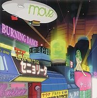 BURNING DANCE ~ and other Japanimation songs ~ - M.o.v.e