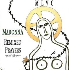 Remixed Prayers EP (Mini Album) (5'' CDS - Japan)
